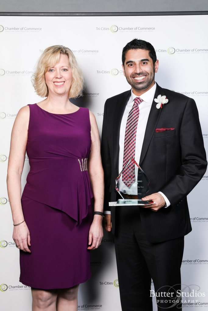 young professional, raj mutti, hard rock, business excellence