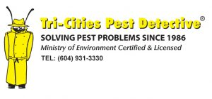 Tri-Cities Pest Detective Logo