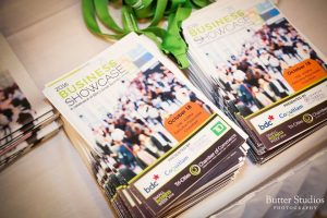 Chamber Business Showcase Pamphlets