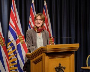 Claire Trevena - Minister of Transportation and Infrastructure